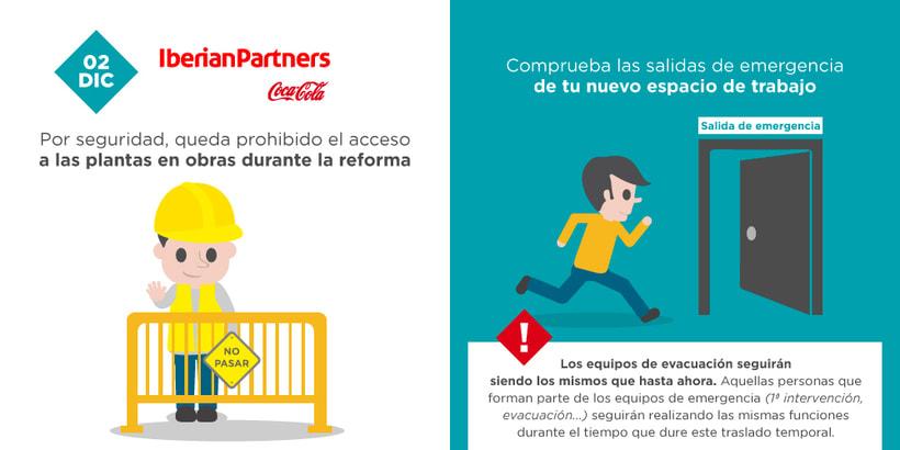 Coca-Cola. Nuevas oficinas 11
