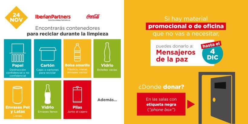 Coca-Cola. Nuevas oficinas 7