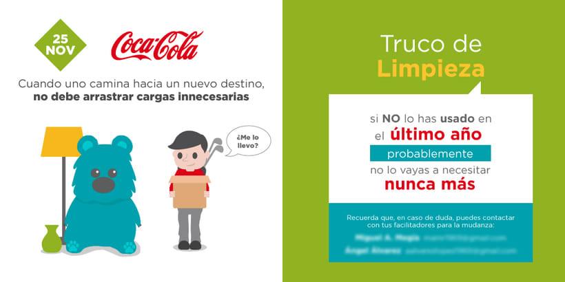 Coca-Cola. Nuevas oficinas 8