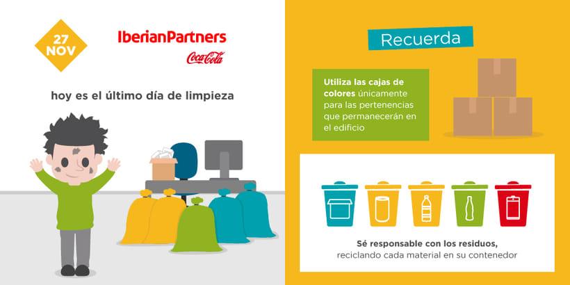 Coca-Cola. Nuevas oficinas 9