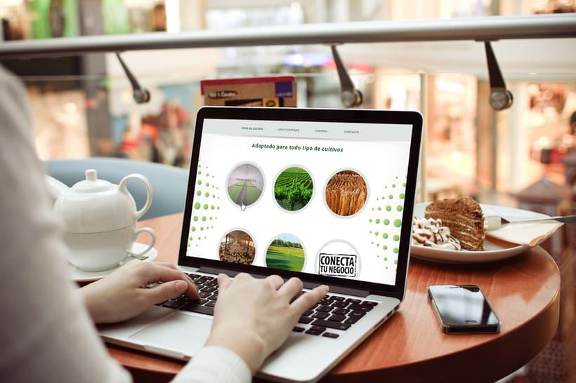 Diseño de página web 1