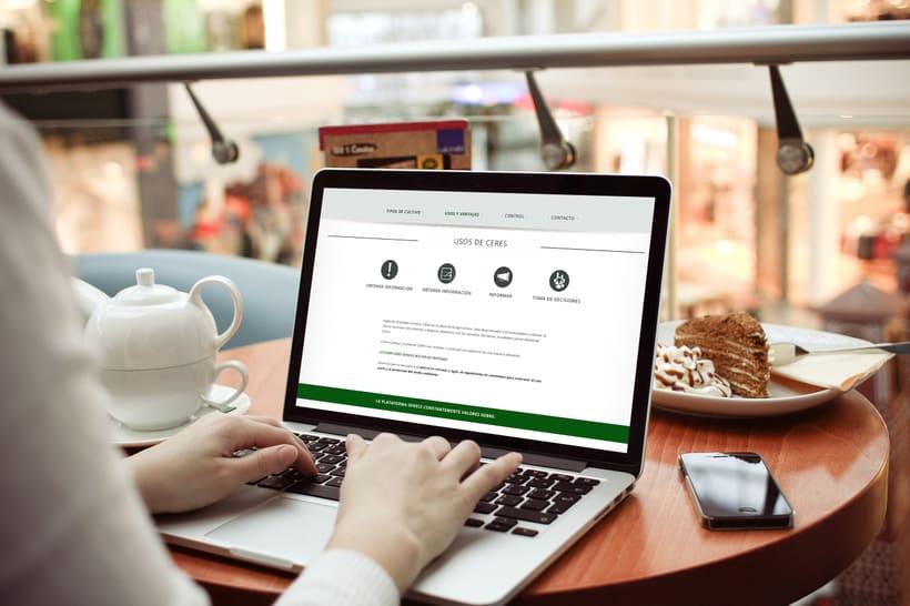 Diseño de página web 3