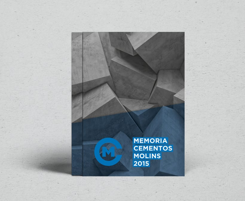 Cementos Molins - Annual Report -1