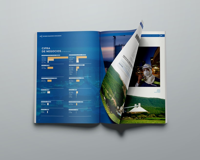 Cementos Molins - Annual Report 2