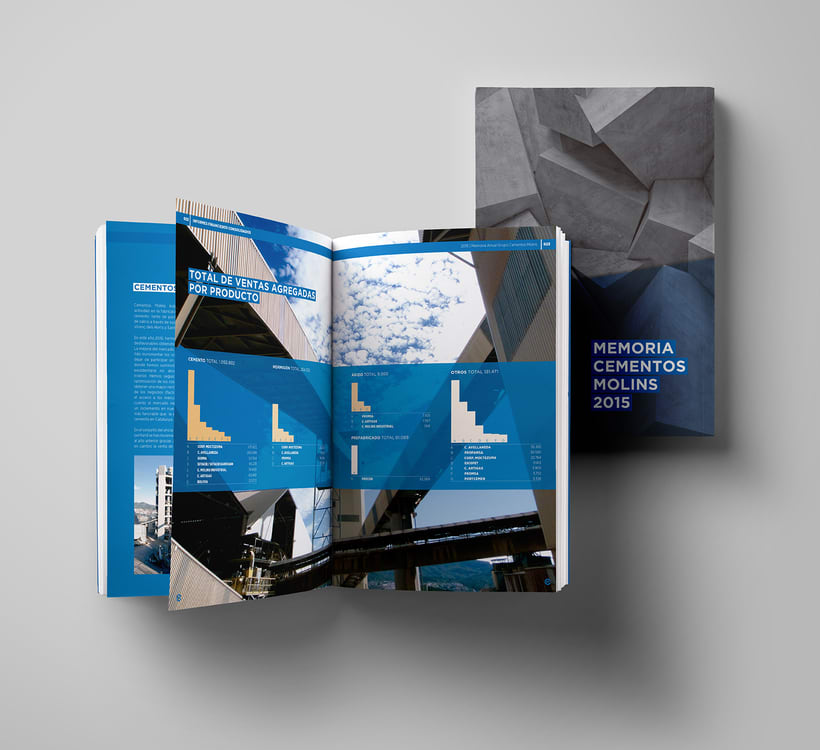 Cementos Molins - Annual Report 3