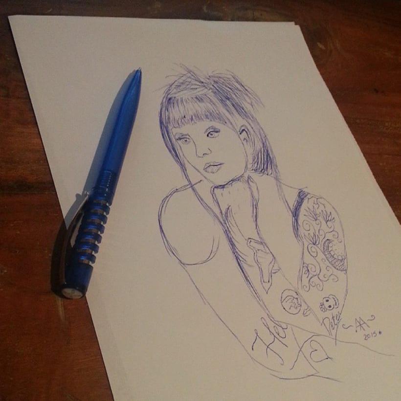 Bolígrafo -1