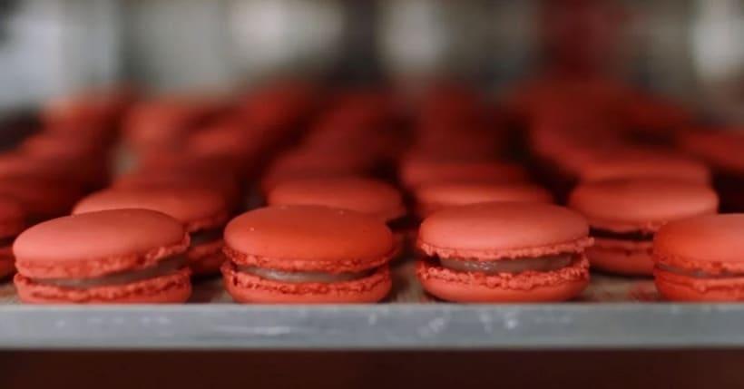 Vídeo corporativo escuela de pastelería Maria Selyanina 0