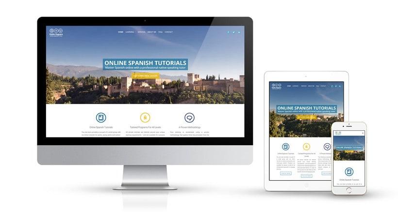 Diseño web y branding Rubén Reguera 0