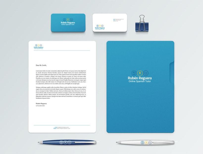 Diseño web y branding Rubén Reguera 3