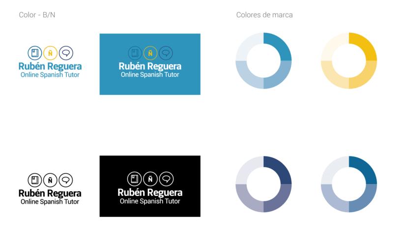 Diseño web y branding Rubén Reguera 4