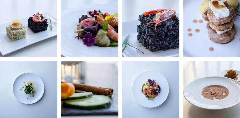 Diseño web, fotografía y branding para el espacio gastronómico Just Royal Barcelona 0