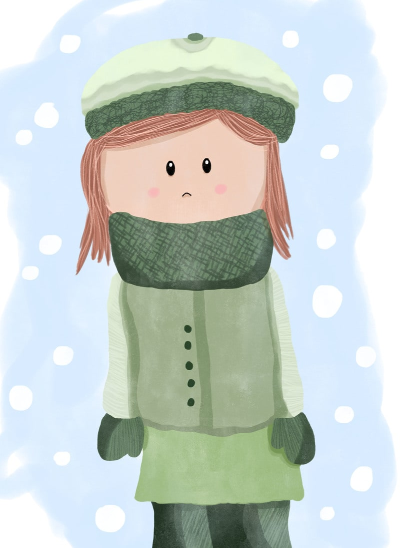 Girl - Ilustration 0