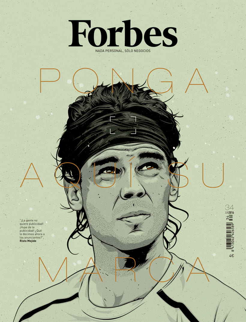 Forbes | Cover illustration 1