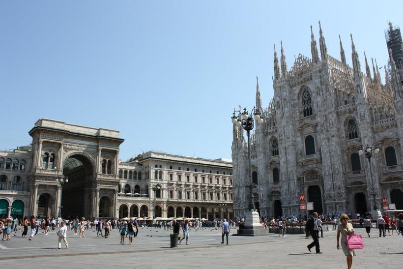 Il Duomo - Milano Italia -1