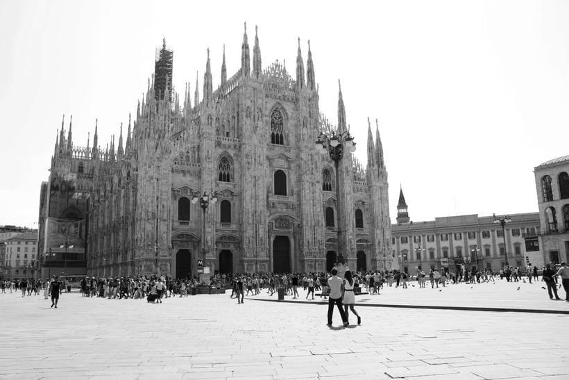 Il Duomo - Milano Italia 0