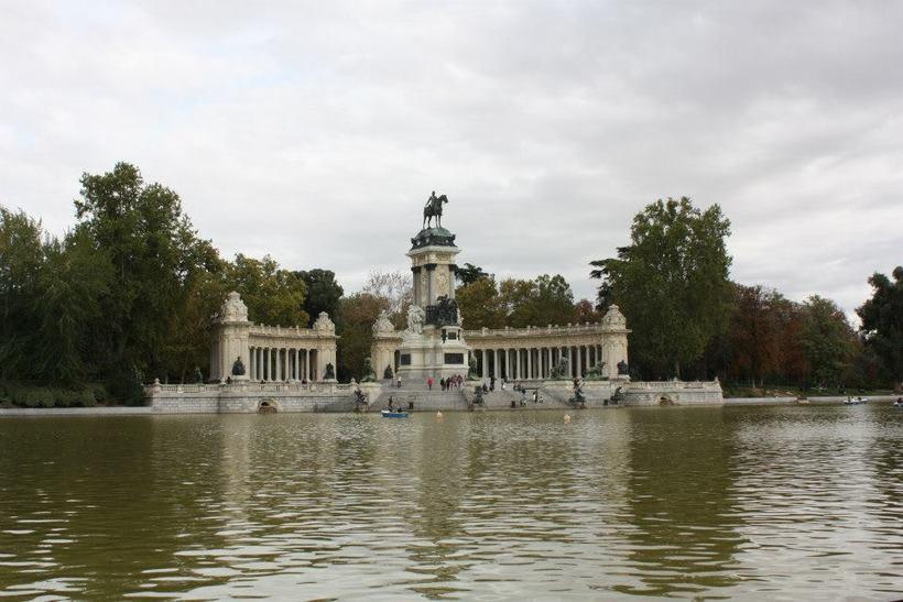 Parque el Retiro - Madrid España 0