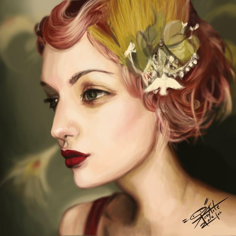 Digital painting studies 2