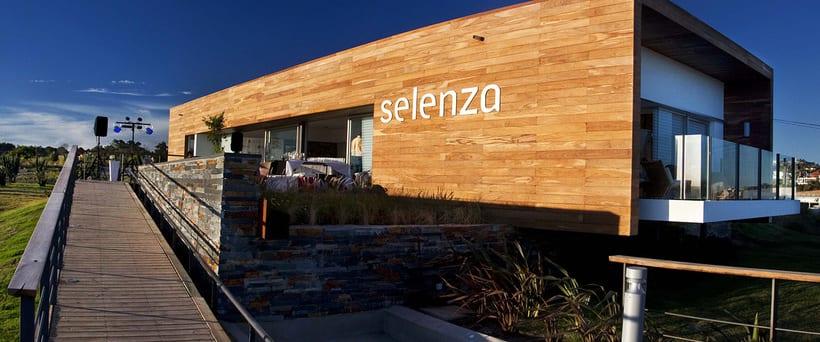 Selenza. Nombre para una cadena de hoteles y resorts 1