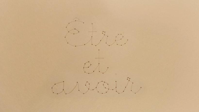 """Open Credits """"Être et Avoir"""" 4"""