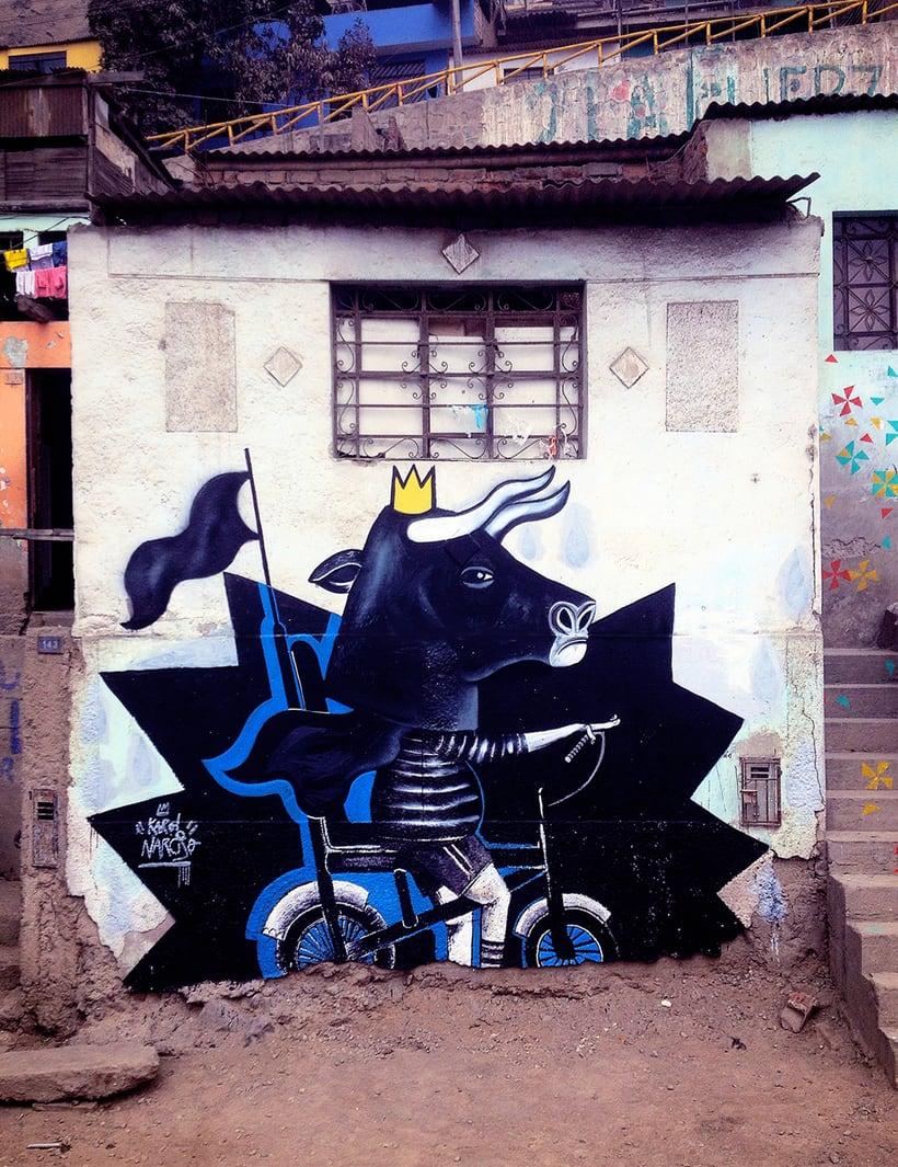 Toro Loco en Fiteca -1
