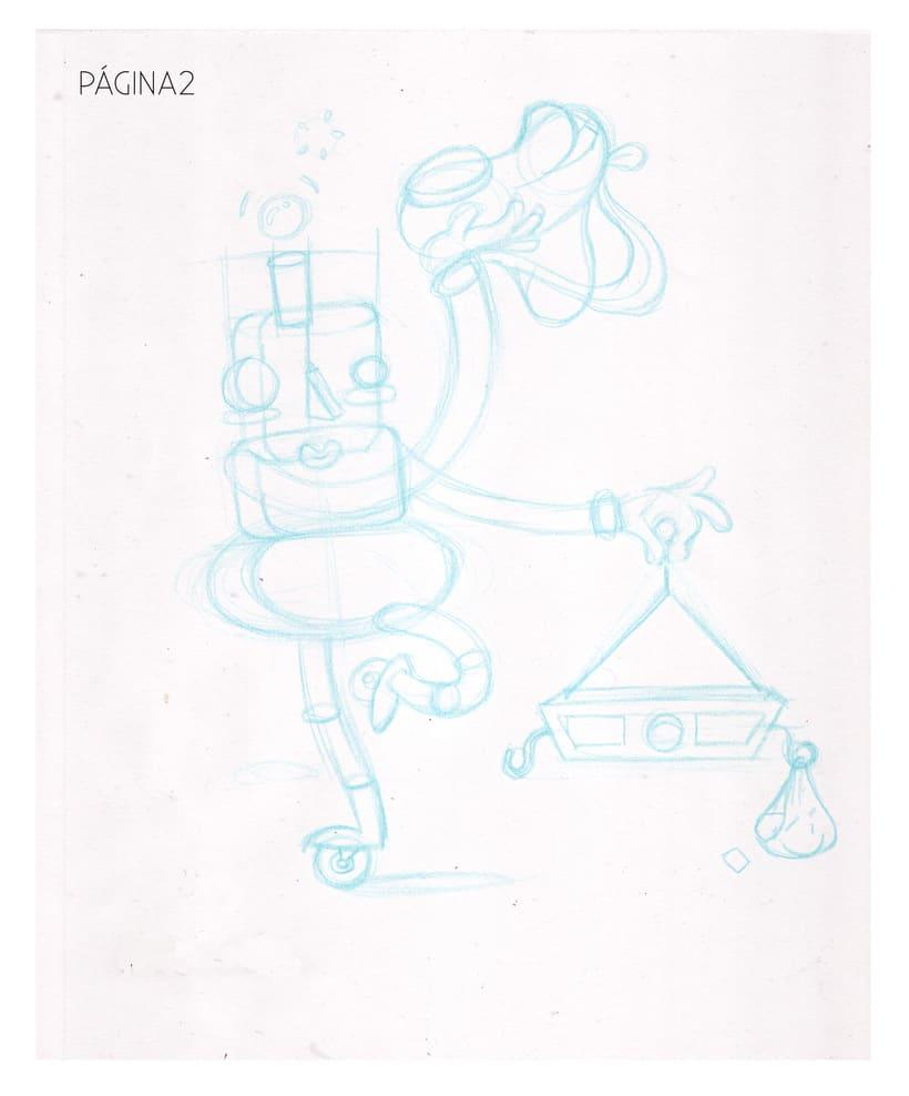 personajes ilustración infantil -1
