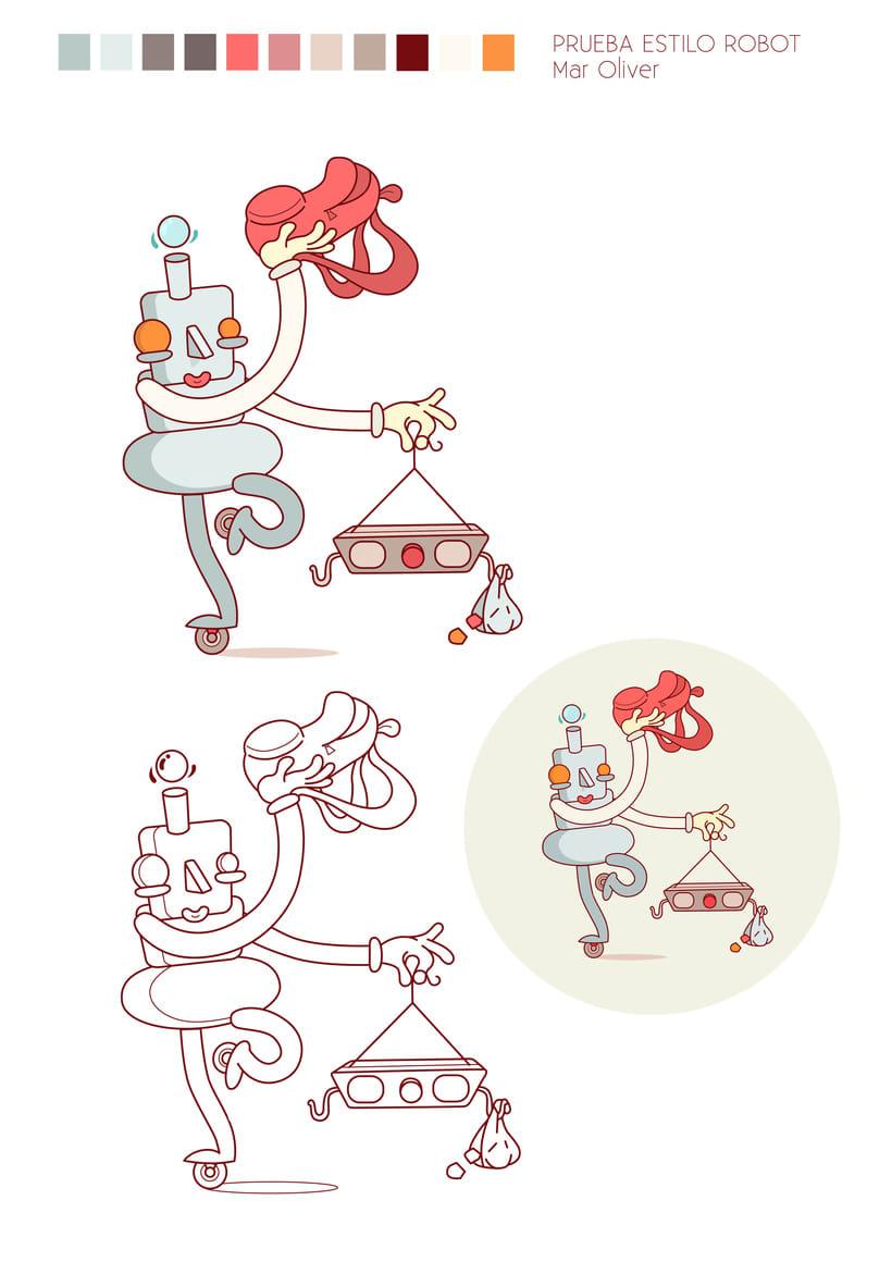 personajes ilustración infantil 0