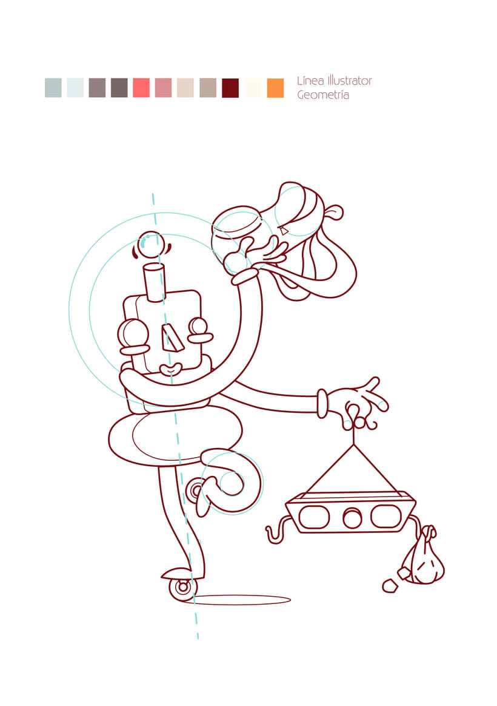 personajes ilustración infantil 1