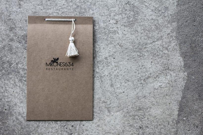 Branding | carta Mirones 634 0