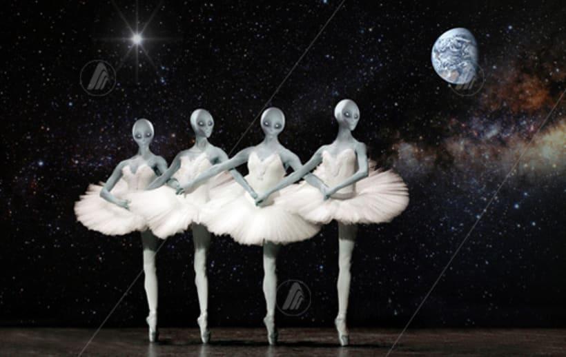 Allien Dance -1