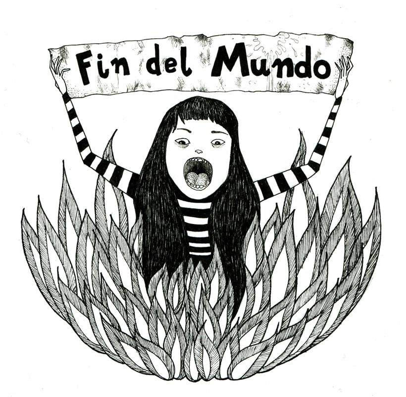 Fanzine Fin del Mundo 0