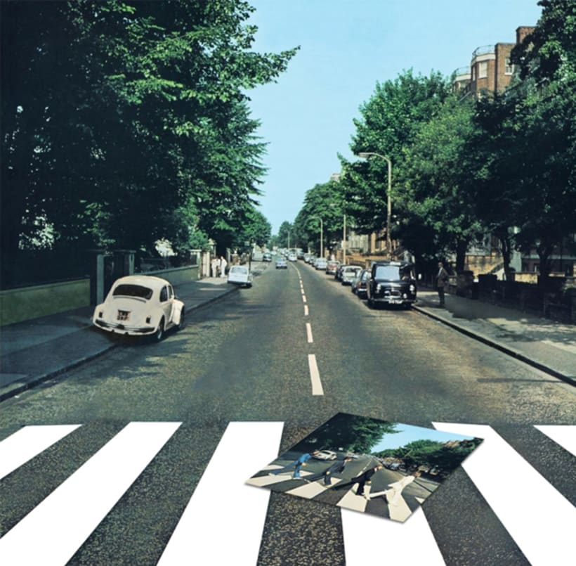 Oh my god! At Abbey Road 1