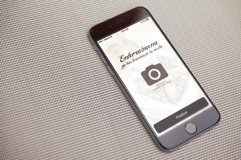 App de Recetas para iOS 3