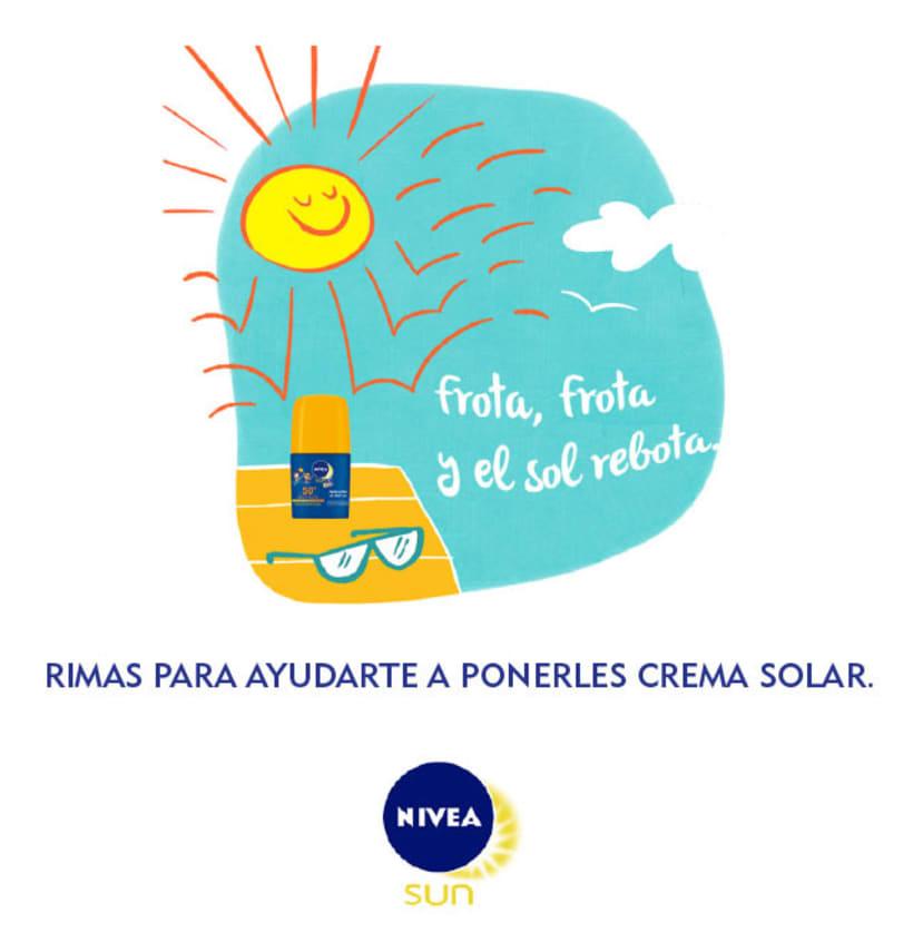 NIVEA SUN ROLL-ON Frota, frota 1
