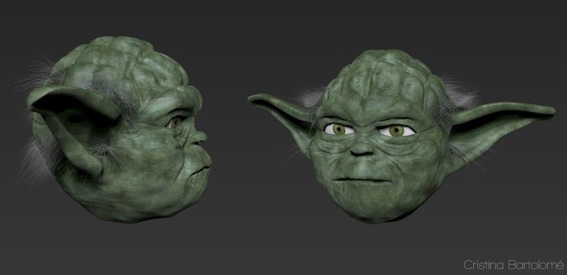 Pruebas 3D-Zbrush 3