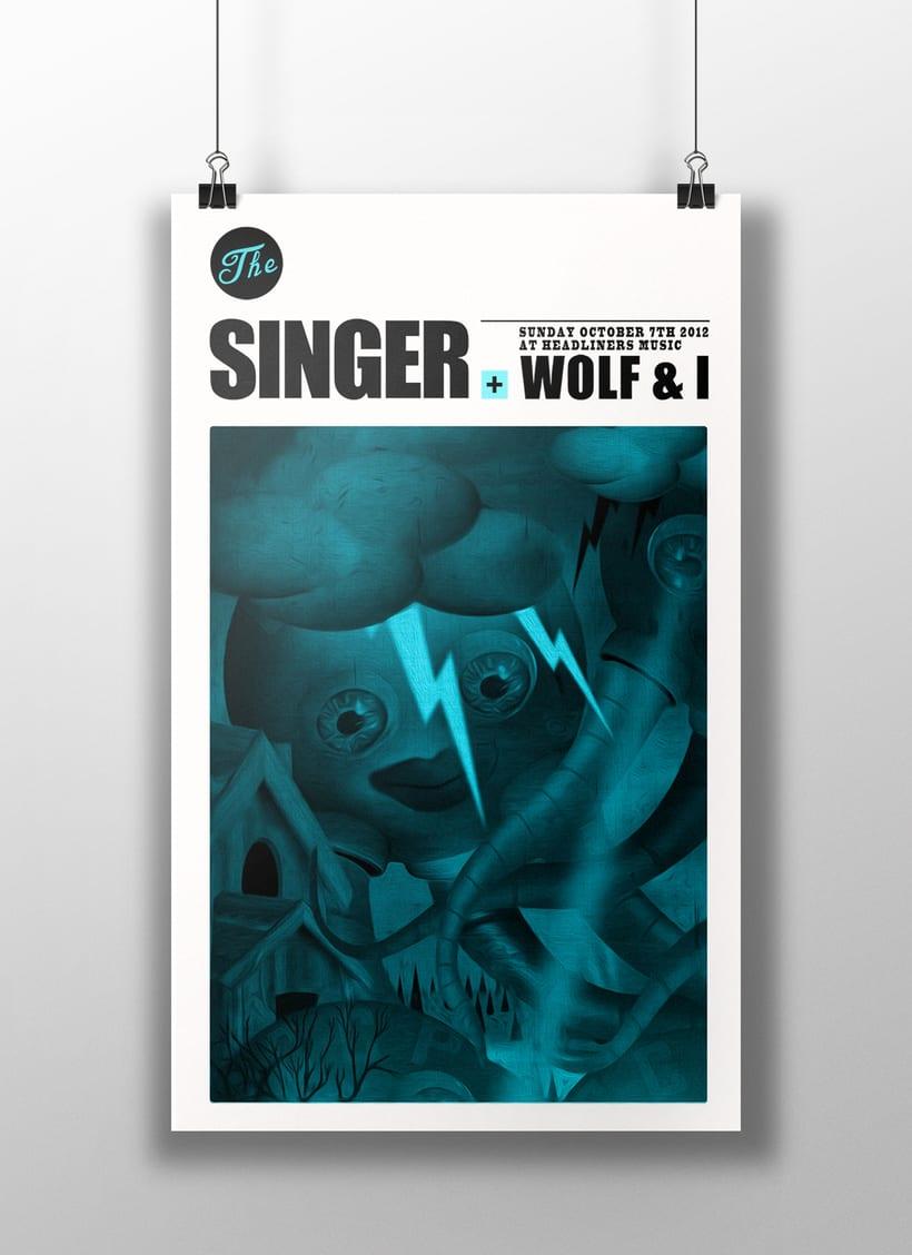 The Singer 0