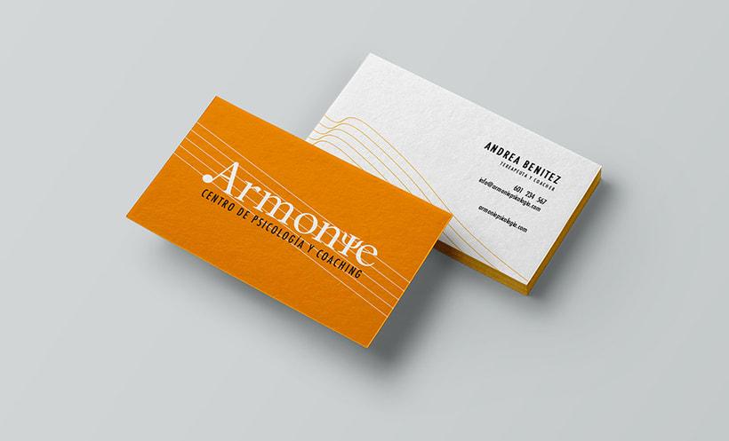 Armonie | Logotipo 4