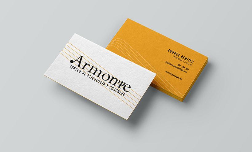 Armonie | Logotipo 5