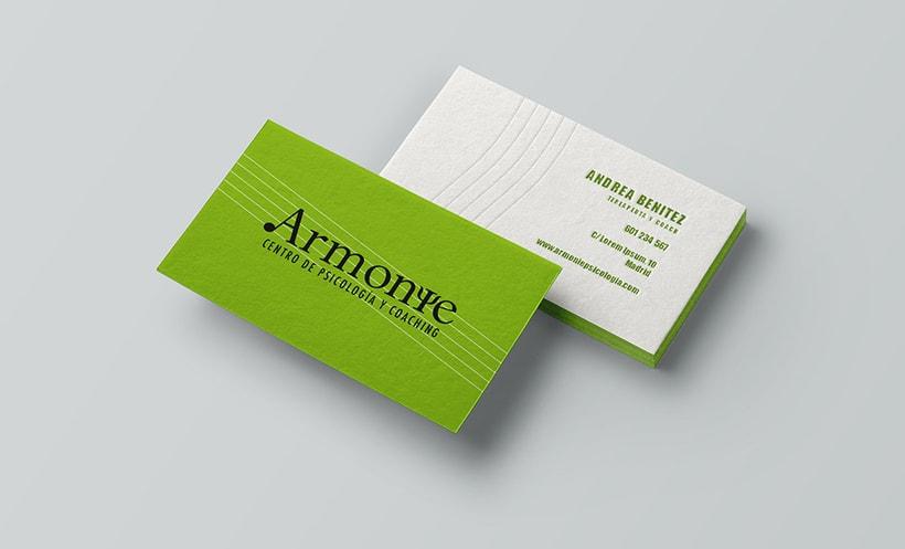 Armonie | Logotipo 2