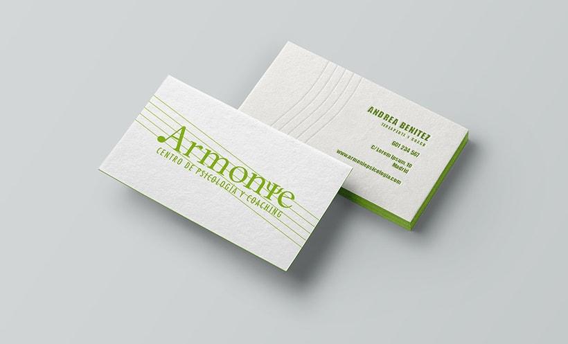 Armonie | Logotipo 3