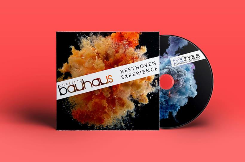 Cuarteto Bauhaus | Logotipo 4