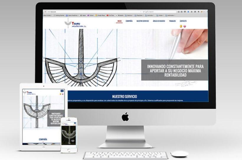 Diseño Web - Tsuru Arquitectura -1