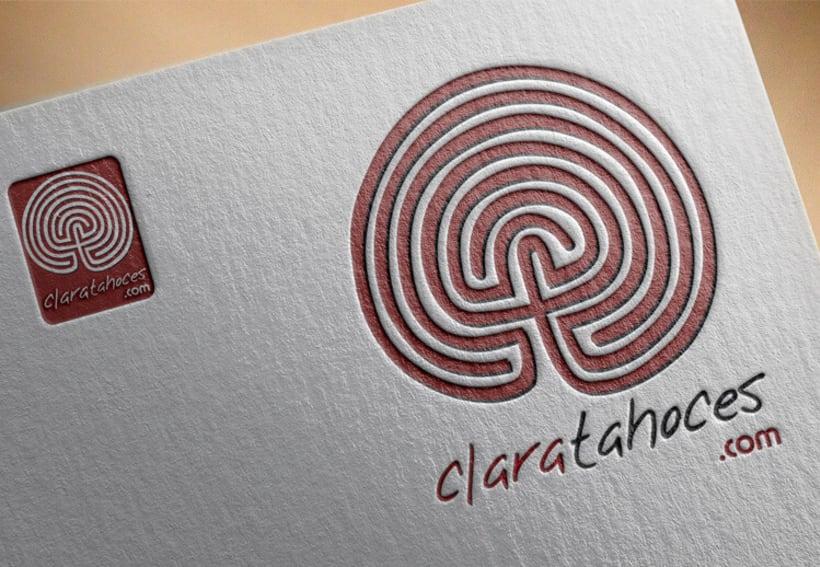 Identidad corporativa - Clara Tahoces -1