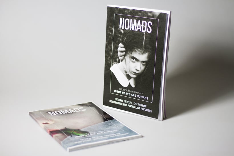 NOMADS, shoots from freedom. 4