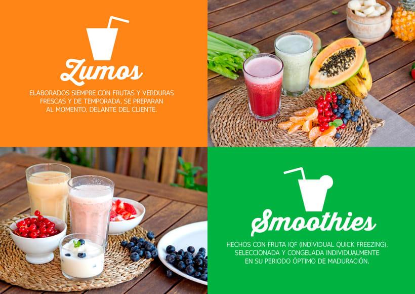 ZUMMO HEALTH BAR - Dossier informativo 3