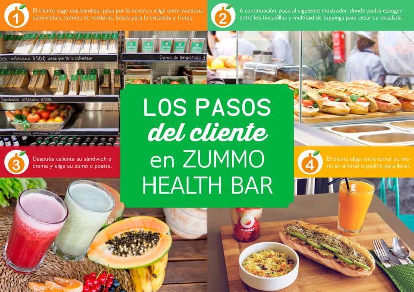 ZUMMO HEALTH BAR - Dossier informativo 7