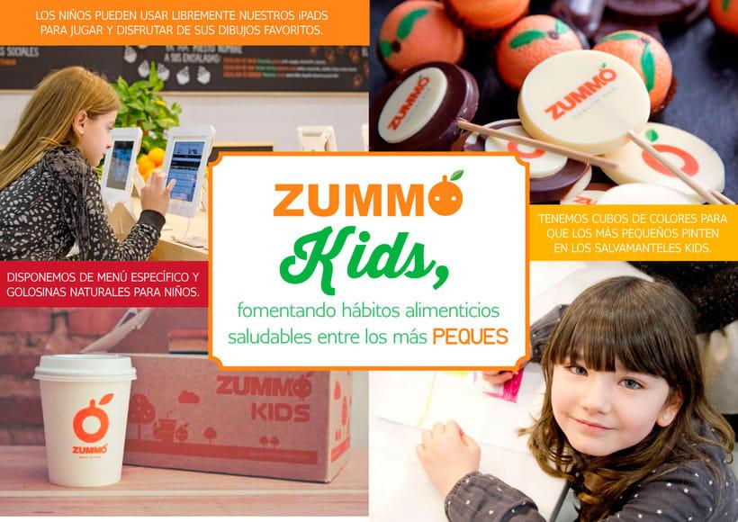 ZUMMO HEALTH BAR - Dossier informativo 12