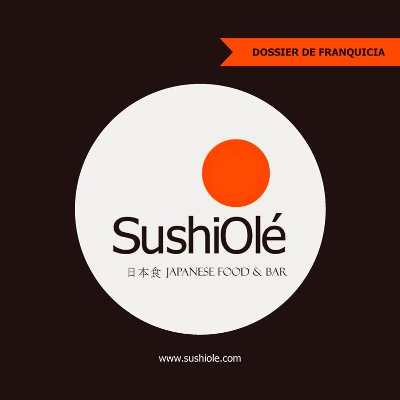 SUSHIOLÉ - Dossier Informativo 0