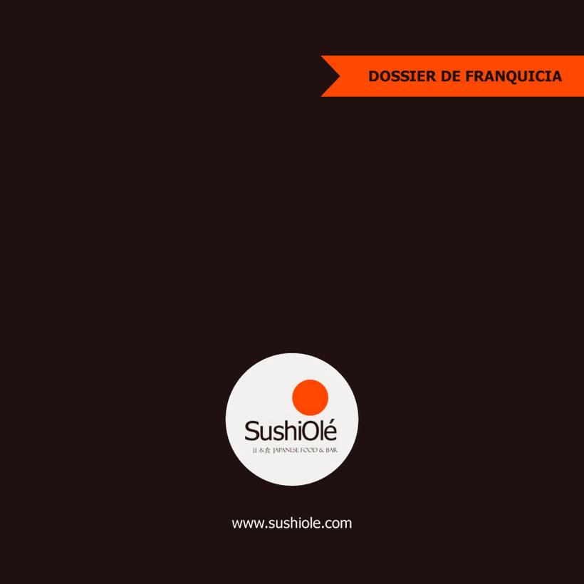 SUSHIOLÉ - Dossier Informativo 13
