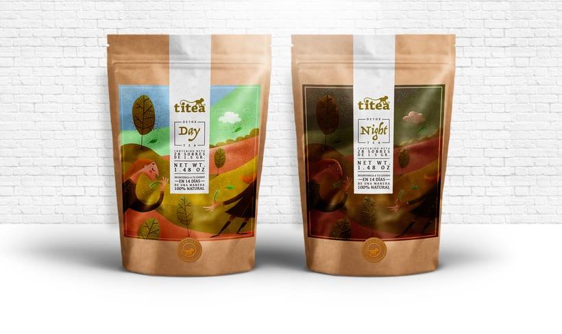 Titea® Detox Tea -1