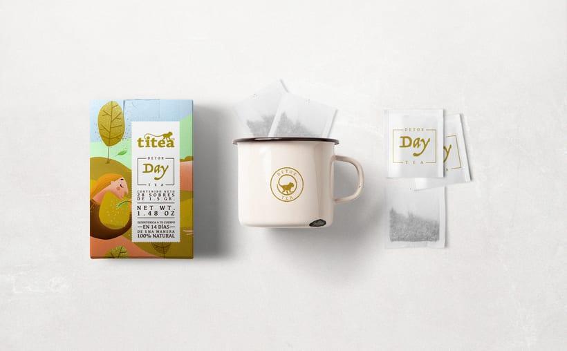 Titea® Detox Tea 2
